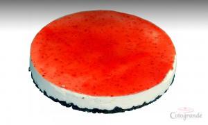 Tarta de Queso Semifría