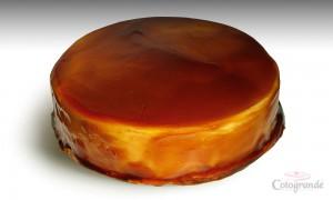 Tarta de Galleta con Caramelo