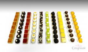 Pastelería Fina: 10 variedades