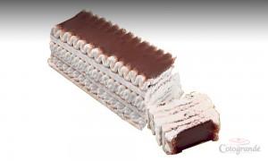 Tarta helada chocolate